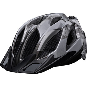 KED Spiri Two K-Star - Casque de vélo - noir